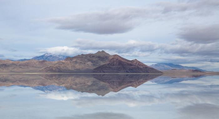 10. Bonneville Salt Flats