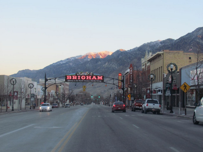 2. Brigham City