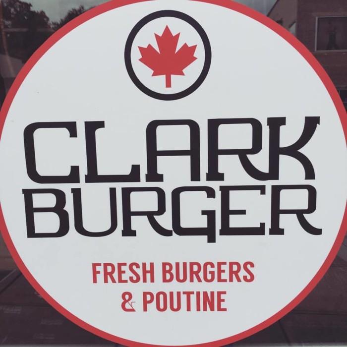 11) Clark Burger, Baltimore