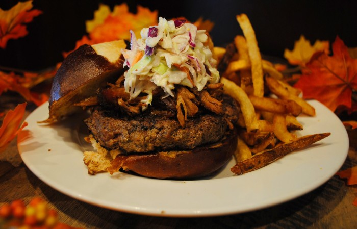 burgers dogfish
