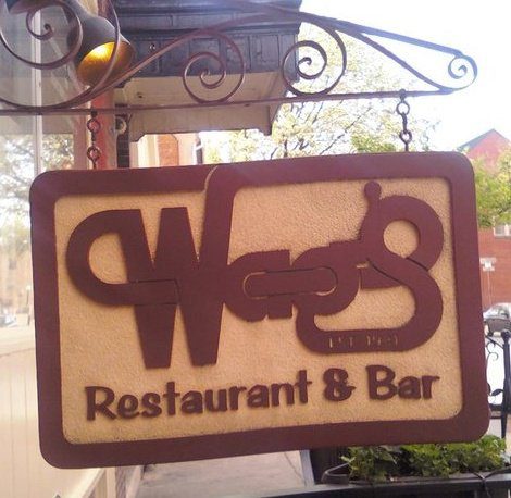 5) Wag's Restaurant and Bar, Frederick