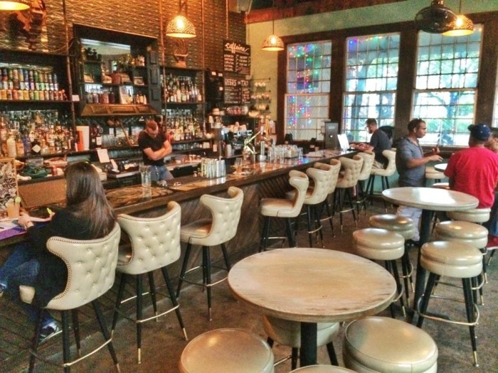 10. Double Trouble Caffeine and Cocktails (Houston)