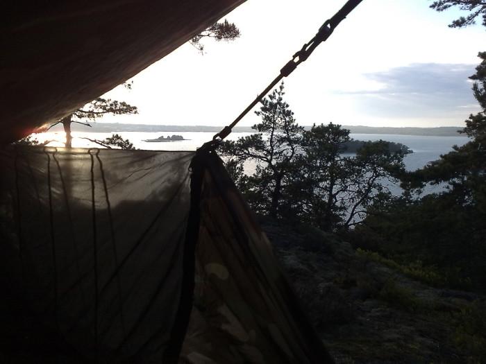 6. Go camping at Devils Fork State Park on Lake Jocassee.