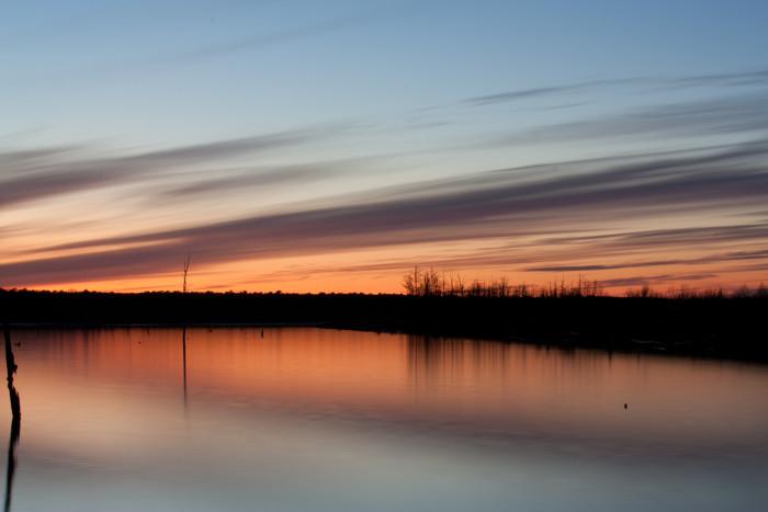 15. Cane Creek Lake