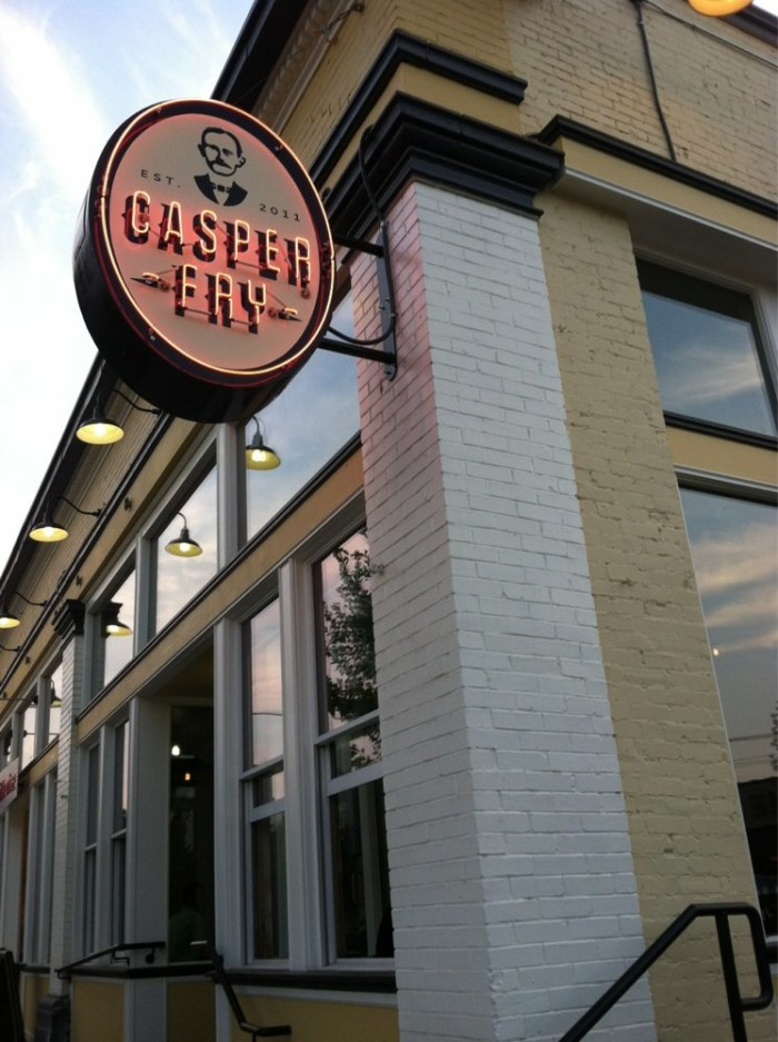 8. Casper Fry, Spokane