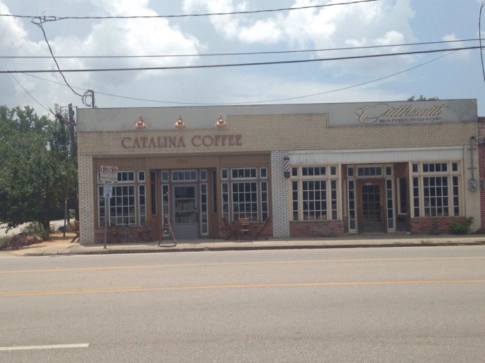 5. Catalina Coffee (Houston)