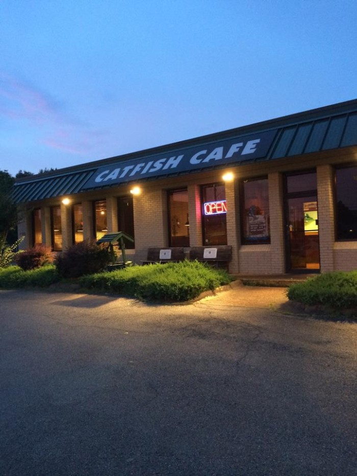 19. Catfish Cafe