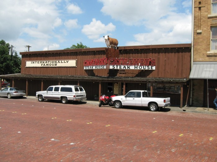 2. Cattlemen's (Fort Worth)