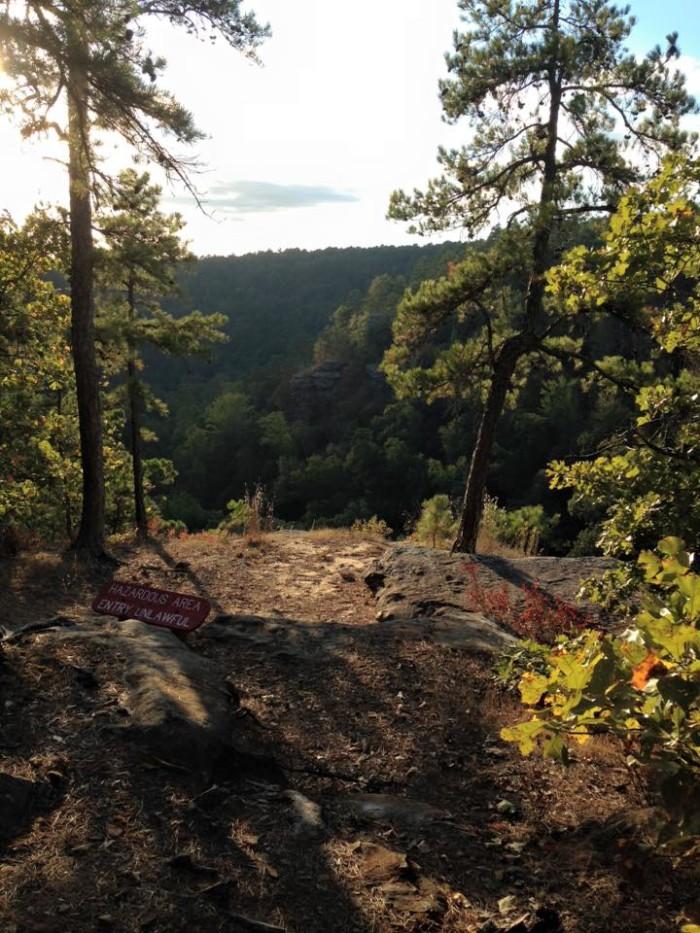 9. Cedar Creek Trail