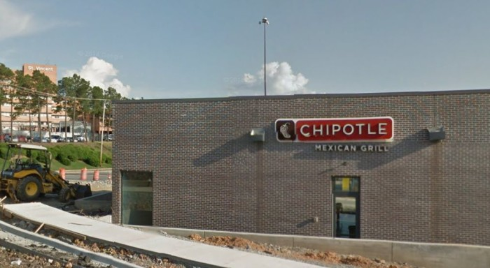 4. Overpriced chain restaurants
