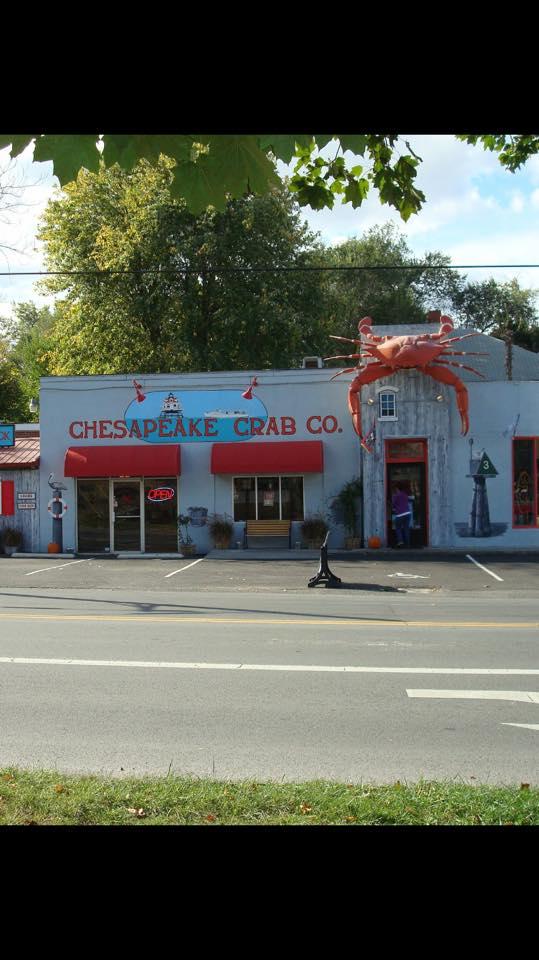 8. Chesapeake Crab Company  in Martinsburg