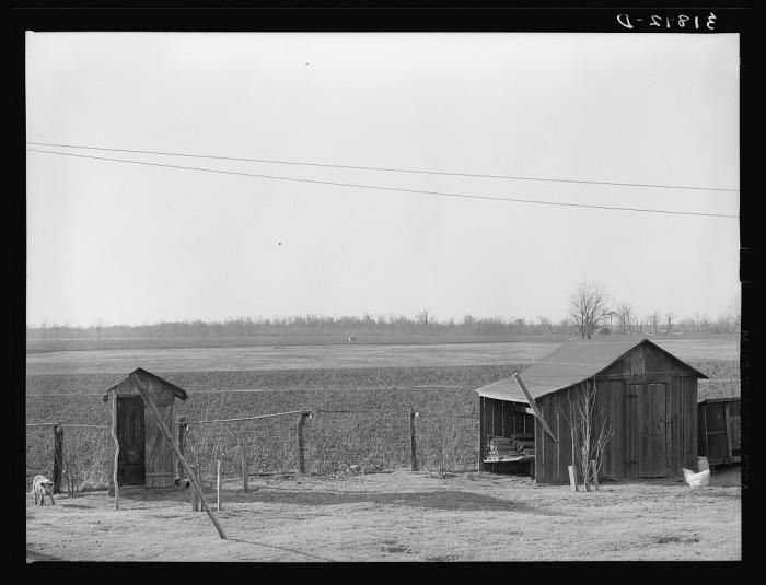 12. Chicot Farmyard