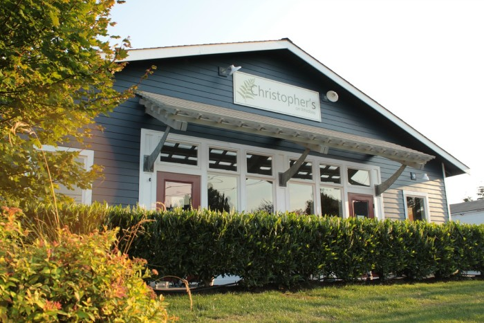 2. Christopher's on Whidbey, Coupeville