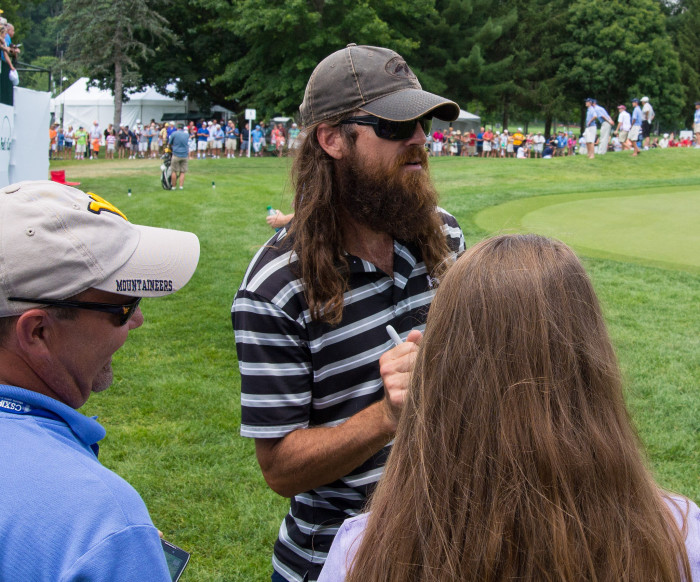7. Catch some golf at the Greenbrier Classic