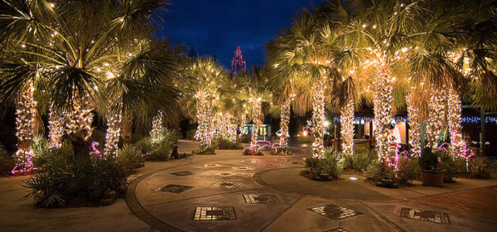 11 Holiday Light Festivals In South Carolina