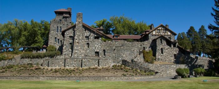 3. Congdon Castle, Yakima