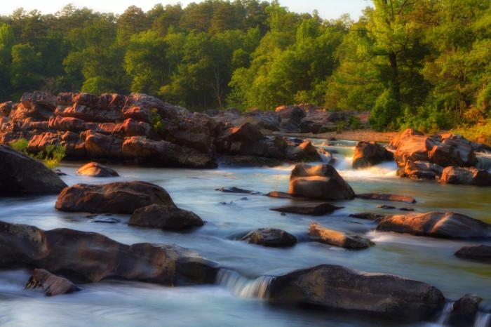 4. Cossatot River