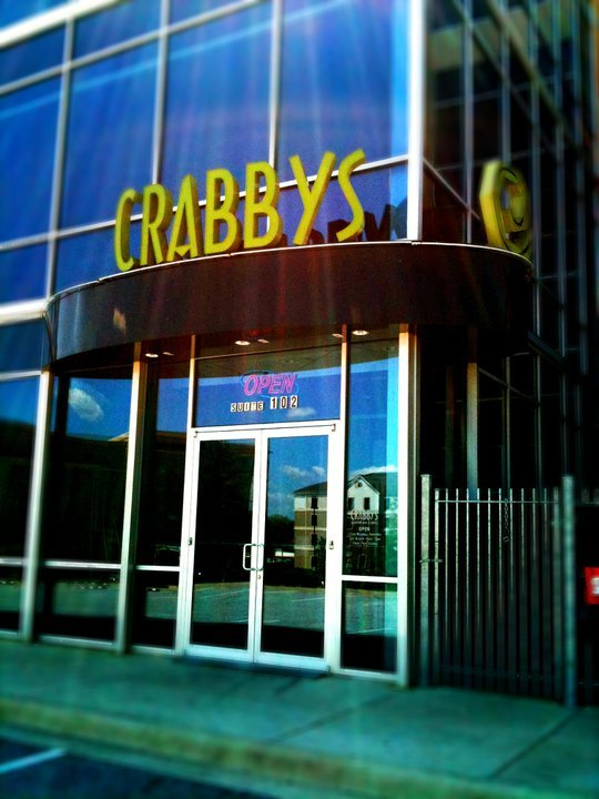 10. Crabby's Seafood Bar & Grill