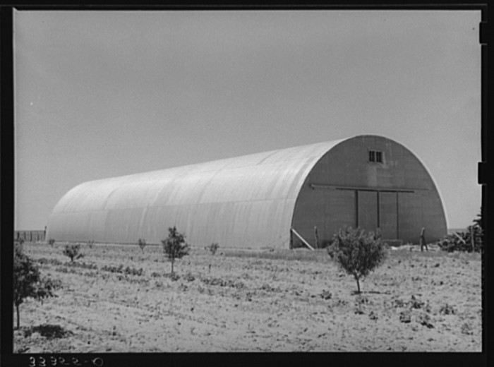 10. Even the biggest of the barns didn't come anywhere close to the oppressive magnitude of the factory farms that exist today. (Ralls)