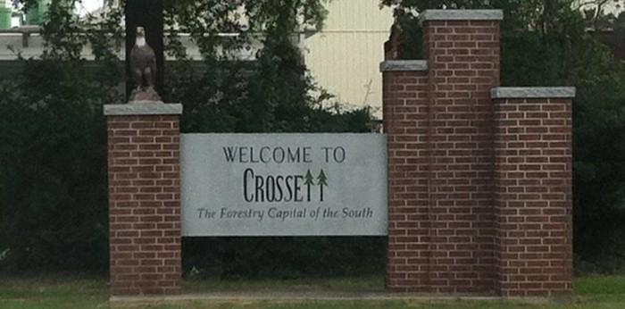 14. Crossett