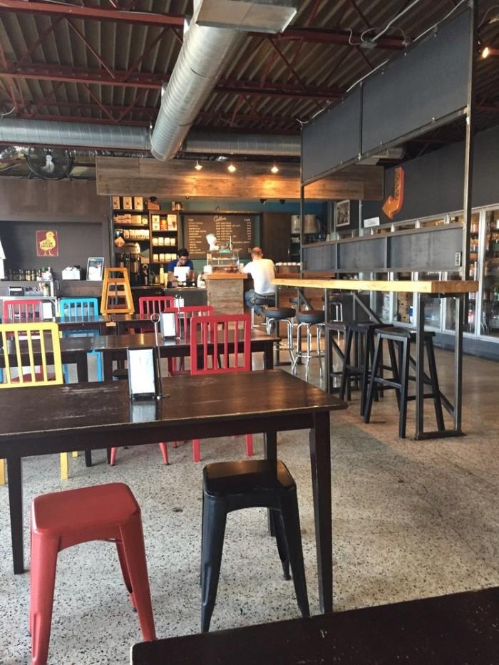 9. Cultivar Coffee (Dallas)
