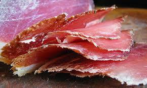 2. Cured pork.