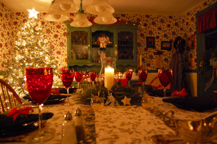 5. The decorations
