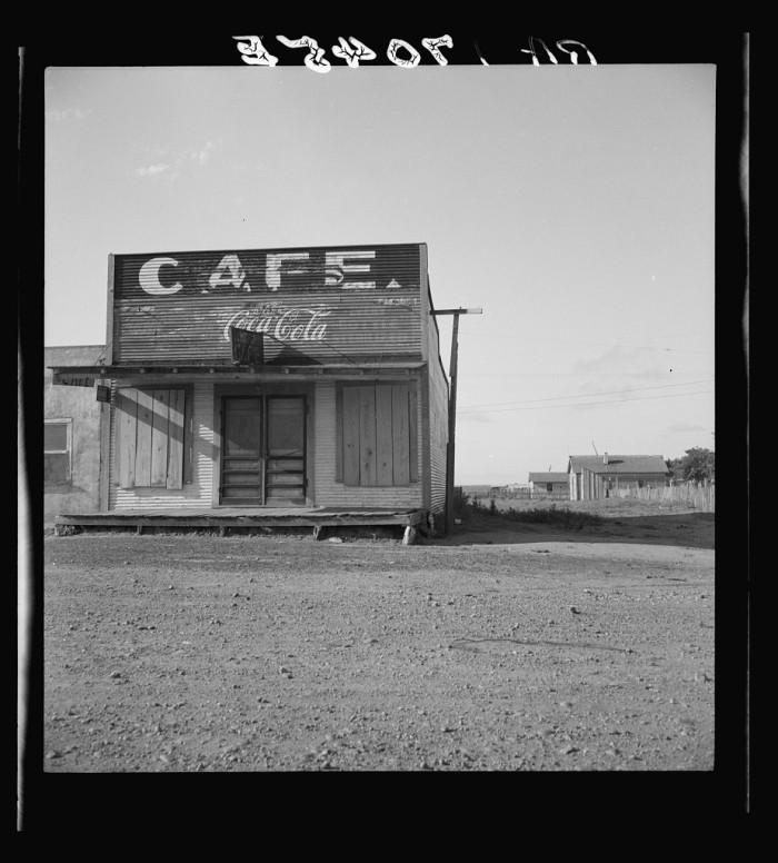 14. No business was left unaffected by the Depression. June 1937.