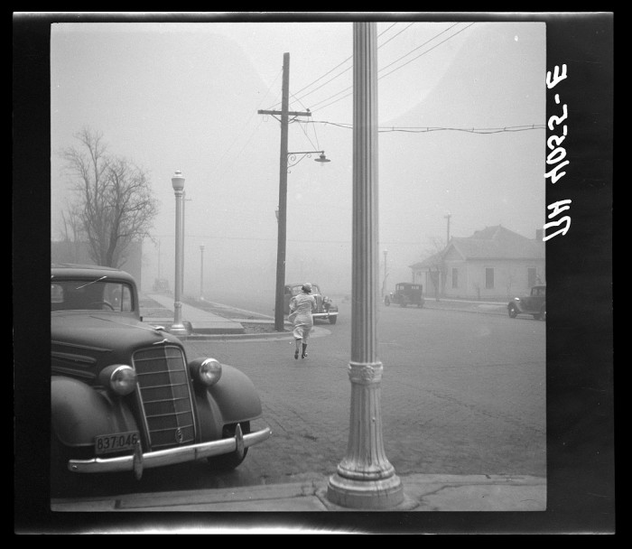 5. A dust storm ravaged Amarillo in April 1936, ruining farmland that families so desperately needed to support themselves.