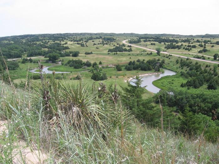 3. Dismal River