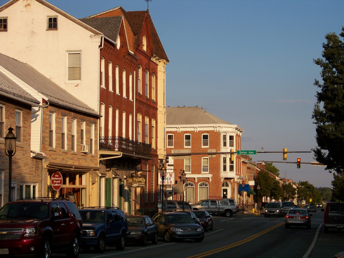 The 10 Most Charming Small Towns In Maryland