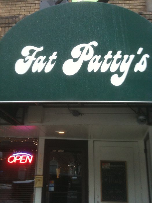 12. Fat Patty's in Huntington, Barborsville and Hurricane