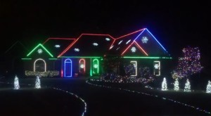These 11 Houses In Mississippi Have The Most Unbelievable Christmas Decorations