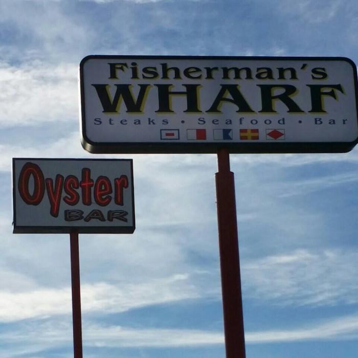 12. Fisherman's Wharf Steak & Seafood