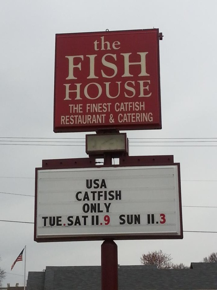 13. The Fish House