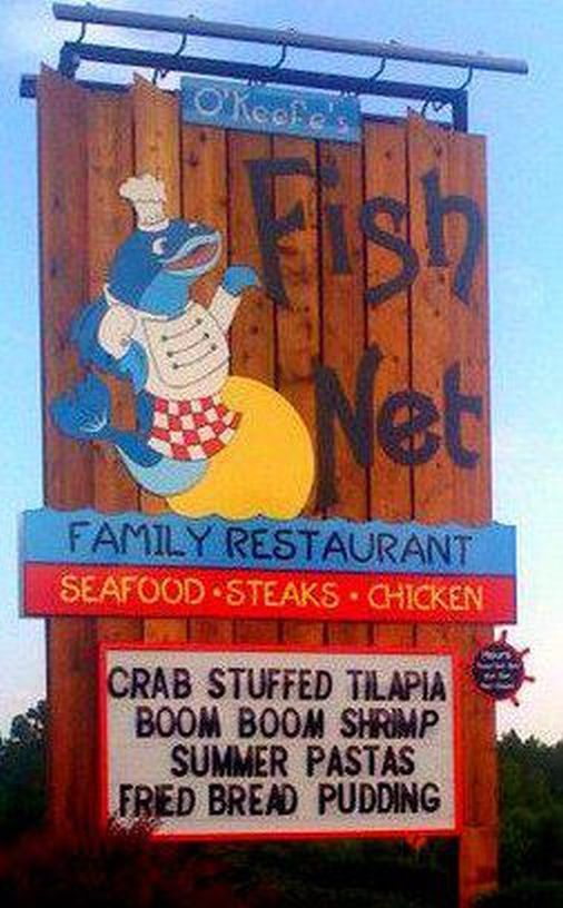 17. Fish Net Restaurant