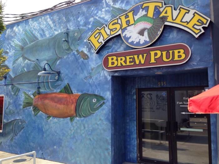 10. Fish Tale Brew Pub, Olympia