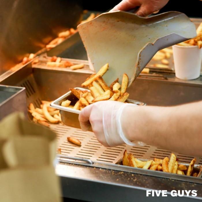 five guys fries