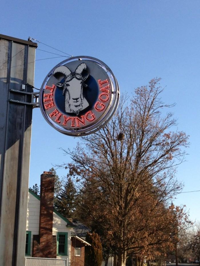 5. Flying Goat, Spokane