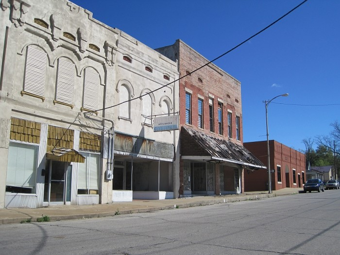9. Forrest City