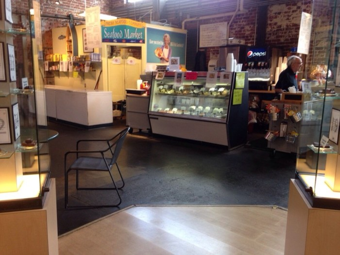 11. The Fresh Seafood Co. & Market in Charleston
