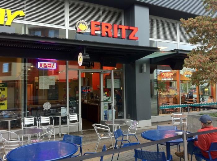 11. Fritz European Fry House, Bremerton