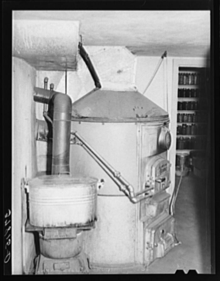 8. The Furnace in Your Basement, Santa Clara