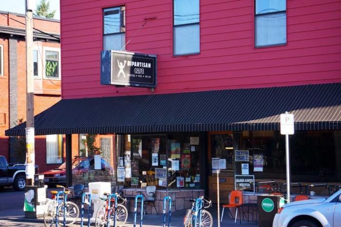 1. Bipartisan Cafe