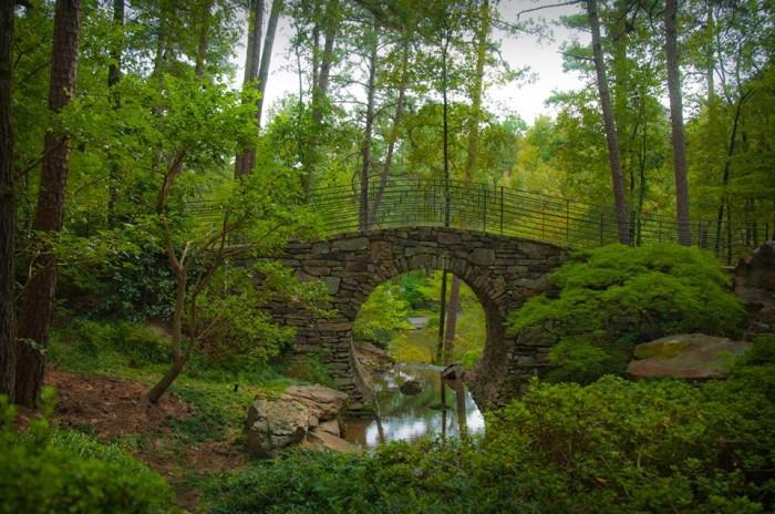 1. Garvan Woodland Gardens