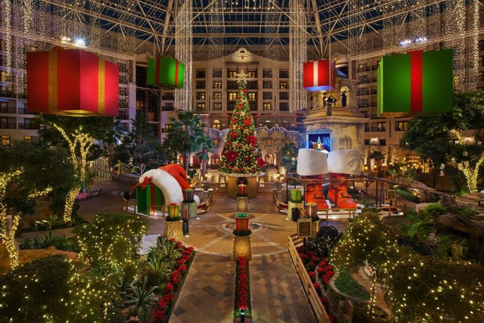 6. Gaylord Texan Hotel (Grapevine)