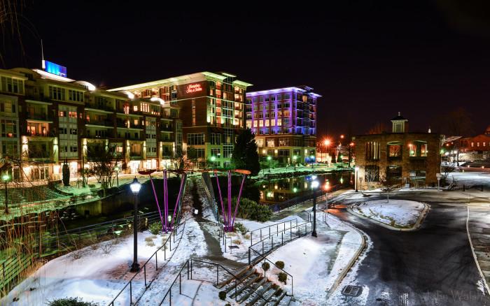 13 Times Snow Made South Carolina Beautiful