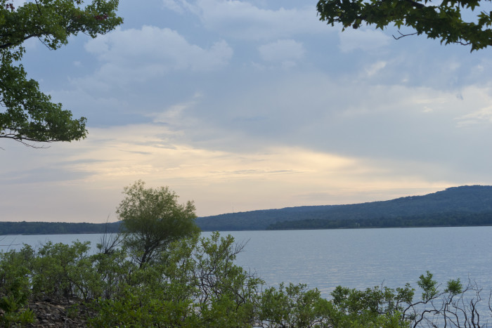 12. Greers Ferry Lake