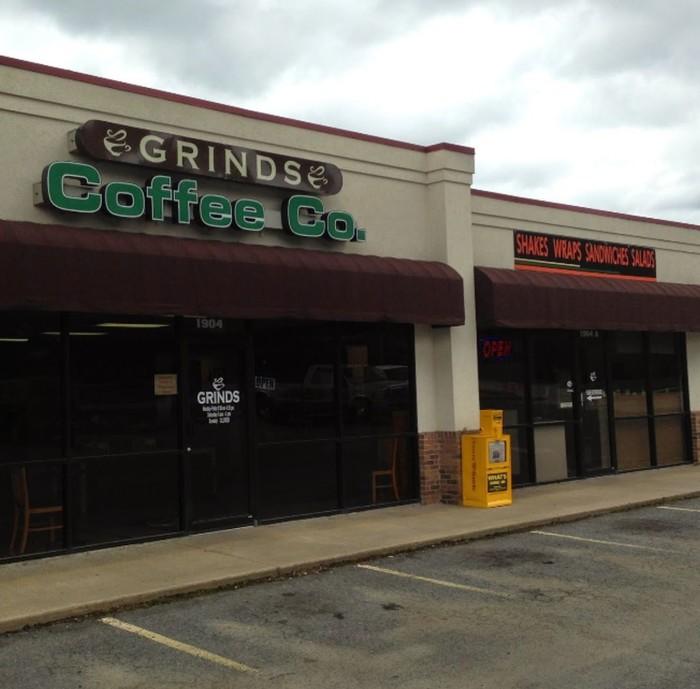 20. Grind's Coffee Company
