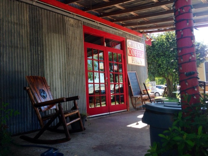 4. Gruene Coffee Haus (New Braunfels)